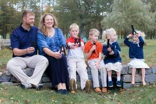 Pastor Lee & Family